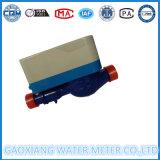 Medidor de agua prepagada de tarjeta IC para uso residencial