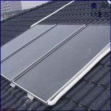 Separado presión activa de placa plana del calentador de agua solar