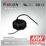 Excitador impermeável bom IP67 do diodo emissor de luz da exposição de diodo emissor de luz do excitador Hbg-160 160W do diodo emissor de luz do meio