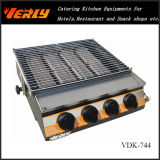 Vdk-744ガスのバーベキューのオーブン