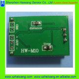 Détecteur de radar Doppler à micro-ondes Module de capteur pour 10,525 GHz (HW-M10)
