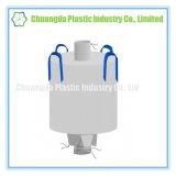FIBC pp. gesponnener Beutel gebildet vom Anti-UVgewebe für Verpackungs-Zufuhren oder industrielles Salz