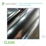 Aluminiumfolie-gesponnene Isolierung und Dampf-Sperre