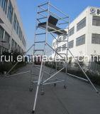 Constructeur en aluminium d'échafaudage de la CE de GV