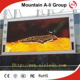 Farbenreicher im Freien Bildschirm LED-P8