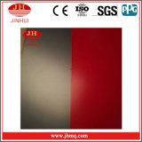 Hoja de aluminio de la aleación de aluminio de la hoja de la capa de PVDF (Jh110)