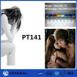 Péptidos sexuales PT141 PT-141 de la disfunción de Bremelanotide pinta 141