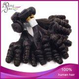 Pacotes euro-asiáticos da onda de Funmi do cabelo humano do Virgin dos produtos