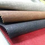 2016 falsos os mais novos Leather de Weaving Pattern para Bag (HST008)