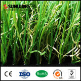 庭LandscapeのためのCheaper歓迎されたPPE Synthetic Grass Turf