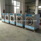 フルオートマチックの硬貨によって作動させる洗濯機10kgへの25kg