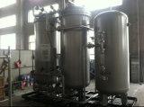 60 de Generator van de Stikstof Nm3/H voor Bescherming van de Brand en Brandblusapparaat 99.95%