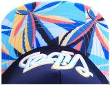 Tampão de Snapback de bordado com seda com impressão em seda