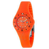 Neues Fashion Changeable Face Silicone Jelly Watch mit Cheaper Price