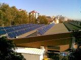 Большой проект солнечного топления 2016