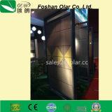Bouwmateriaal van de Weerstand van het Cement van de vezel het Decoratieve raad-Uv
