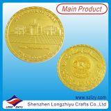 Moneta su ordinazione della moneta di anniversario con bronzo antico placcato