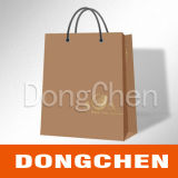 4c Custom Printed Gift Shopping Embalagem Paper Bag