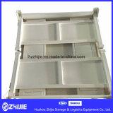 Recipiente de dobramento Stackable do aço da carga do metal de China