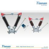 Протекторы напольного переключателя разобщителя AC высоковольтного высоковольтные (GW4-40.5-1)
