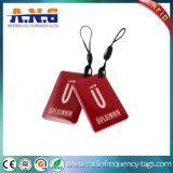 tarjetas de epoxy cristalinas irregulares reescribibles de 13.56MHz RFID