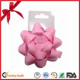 Weihnachtsdekorativer Verpackungs-Farbband-Stern-Bogen für die Geschenk-Verpackung