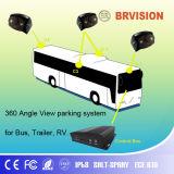 Système de vue arrière d'oiseau du camion 360