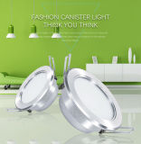 Cambiamento ultra sottile LED dell'interno Downlight di colore
