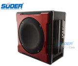 Аудиоий Subwoofer автомобиля цены по прейскуранту завода-изготовителя 12V Suoer