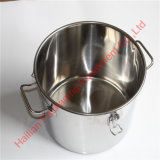 Stainless durable Steel Soup Bucket avec Food Grade Sealing Ring
