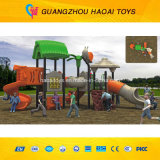 Haltbares Outdoor Playground Equipment für Preschool (A-15052)