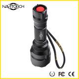 T6 LED hohe helle schwarze beständige stoßfeste LED Fackel des Wasser-(NK-33)