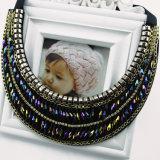 Juwelen van de Halsband van de Nauwsluitende halsketting van de Kraag van het Kristal van Jewellry van de manier de Kleurrijke