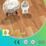 Walnuss-Vinylweiße Eichen-wasserdichter lamellierter lamellenförmig angeordneter hölzerner hölzerner Bodenbelag