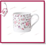 10oz Sublimation Bone Chine Balmoral Mug avec Custom Logo