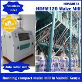 Competitive Price를 가진 5-500t/24h Wheat 또는 Maize Flour Mill