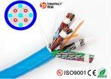 100 pares del cable del cable UTP Cat5e