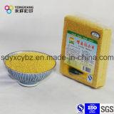 Größe kundenspezifischer Korn-Vakuumkunststoffgehäuse-Beutel