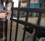 Алюминиевая и гальванизированная стальная загородка пикетчика