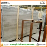 Qualità Cina Wooden Grey (Gray) Marble per Tiles&Countertops