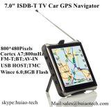 """7.0 """" GPS van de Auto Navigator met Nieuwe GPS van 2016 Kaart"""