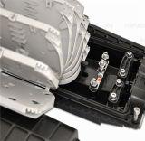 los 3m 96 Cores Encierro al aire libre horizontal del empalme de la fibra, 3 en encierro común óptico del empalme de fibra 3