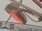 Riscaldatore elettrico del riscaldatore radiante per il ristorante e la barra esterni