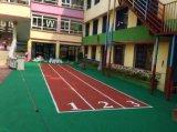 Het rubber UVHof van het Badminton van de Weerstand Sipu