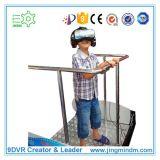 Macchina del simulatore delle montagne russe del basamento della strumentazione 9d Vr di realtà virtuale