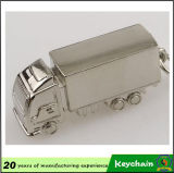 Sale를 위한 주문 Logo Metal Truck Key Chain
