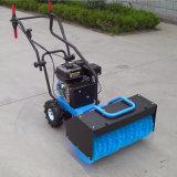 Tierra/barrendero de motor con gasolina de la nieve (S28A)