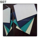3mm6mm Blue Aluminum Mirror met Ce, SGS, Csi