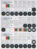 Augengeräten-Selbstdiagramm-Projektor (RS-1501)