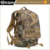 Тактические 3D делают Backpack водостотьким камуфлирования ся Hiking воинский рюкзак